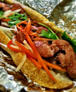 Banh Mi from MoBi Food Truck