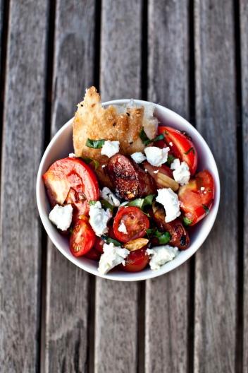 Jamie Oliver's Chorizo and Tomato Salad