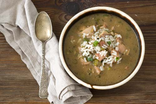 Turkey Gumbo from Homesick Texan