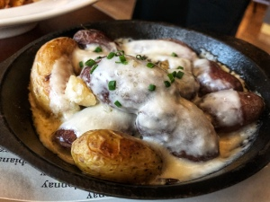 Il Lusso Rosemary Potatoes